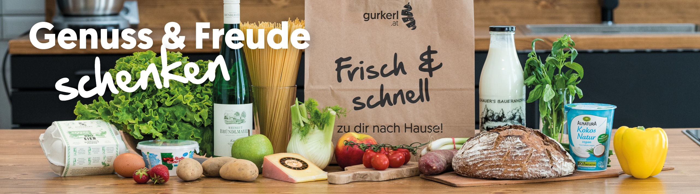 Gurkerl.at-Gutscheine