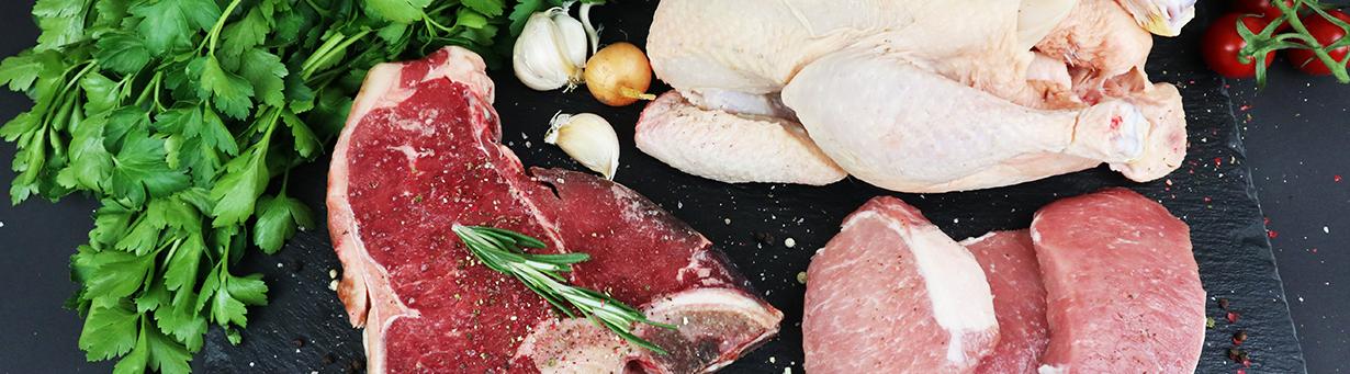Heimische Qualität: Fleisch aus Österreich