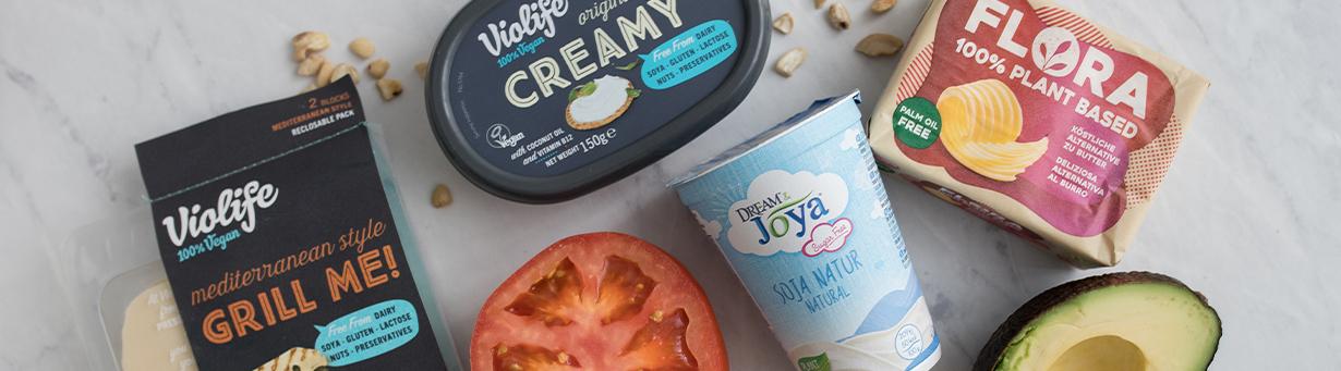 Vegane Produkte & Rezepte entdecken